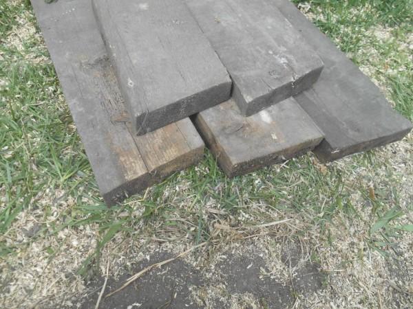 Фото 2. Доски для изготовления грядок