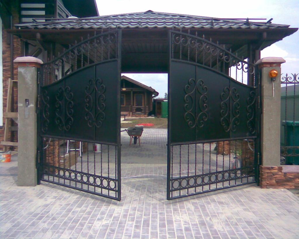 Виды ворот