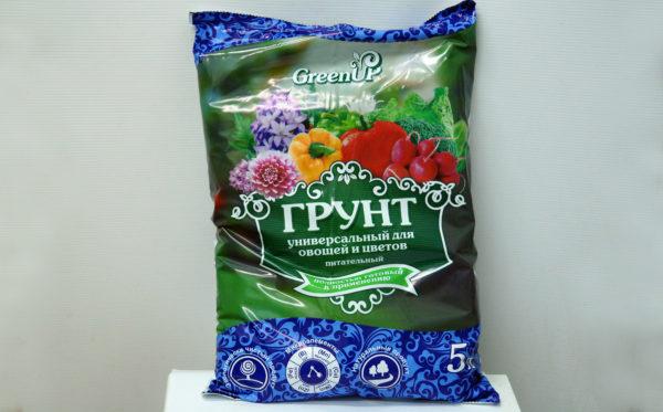 Грунт универсальный для овощей и цветов