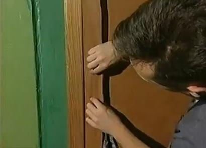 Изготовление валика по периметру двери