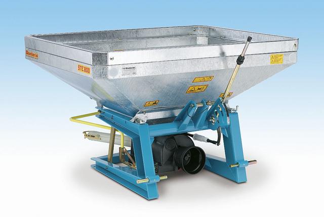 Модель STD 600 - STE 800 - STF 1000 - STG 1200
