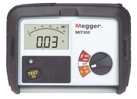 Мегаомметр Megger