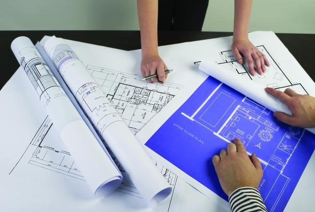 Составление проекта при помощи архитектора