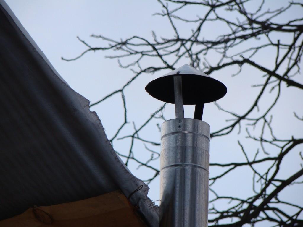 Труба дымохода
