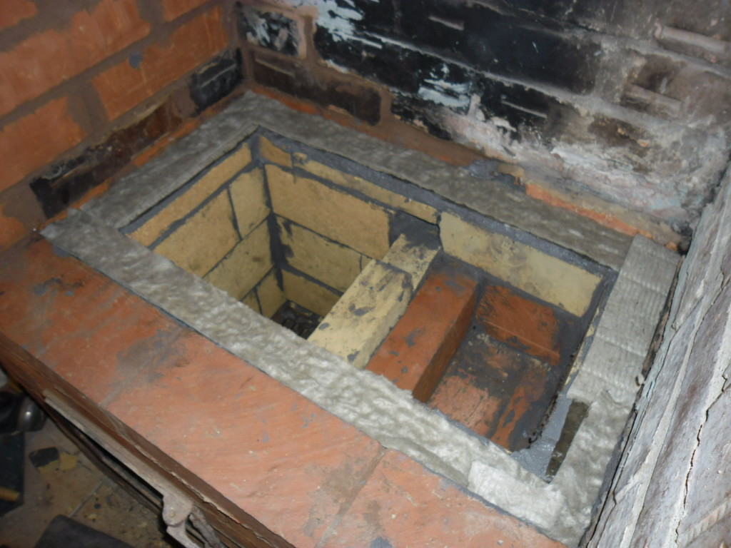 Укладка уплотнителя для варочной плиты