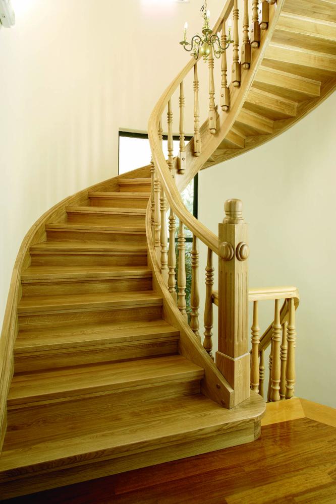 Эвольвентные лестницы