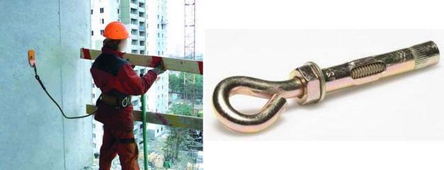 Требования к безопасности работ по остеклению
