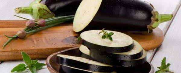 Поскольку баклажан является низкокалорийным овощем, он активно используется в диетическом питании.