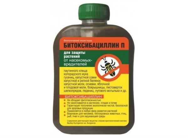 Битоксибациллин не опасен для человека, птиц и животных