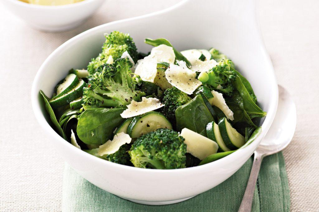 Зеленый Салат Для Диеты. Продукты, которые помогают похудеть: зеленый салат