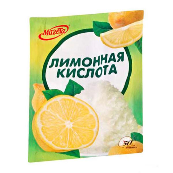 Лимонная кислота сохраняет пользу пекинской капусты