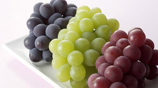 Важно подбирать виноград с умом