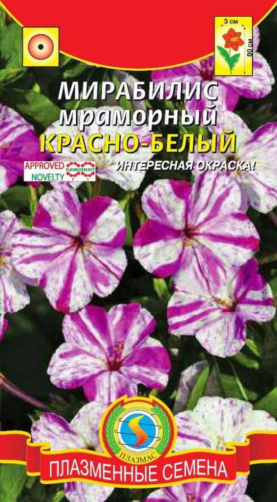 Мирабилис Мраморный