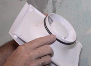 Шаг 6 – резинки для посадки вентилятора