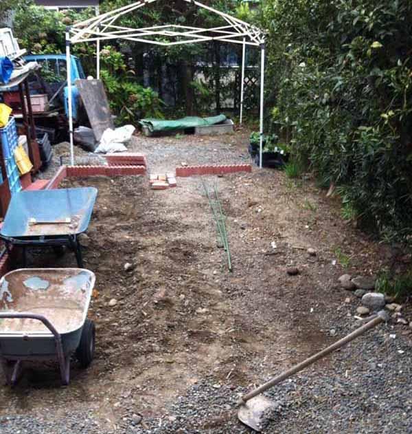 как спланировать красивый двор частного дома