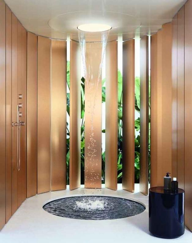 Фантастическая ванная в доме