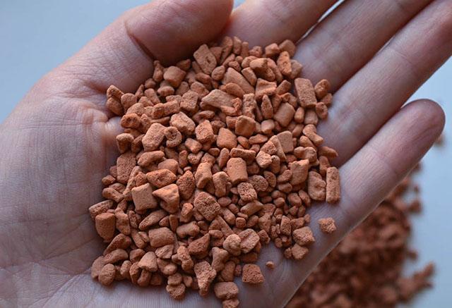 Серамис - глиняные гранулы